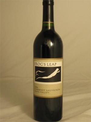 Frog's Leap  Cabernet Sauvignon  Napa Valley 2012  13.9% ABV  750ml