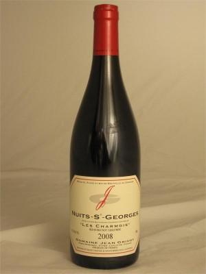 Domaine Jean Grivot Nuits-Saint-Georges 2008 12% ABV 750ml