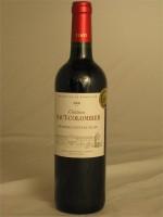 Chateau Haut-Colombier Premieres Cotes de Blaye 2009 13% ABV 750ml