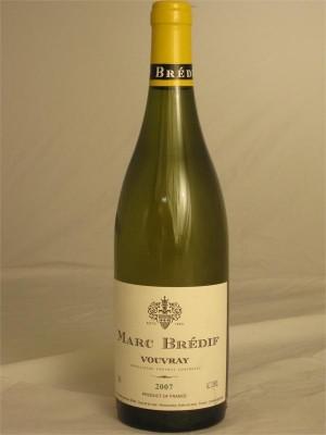 Marc Bredif Vouvray 2011  12.5% ABV 750ml