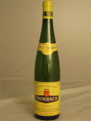 Trimbach  Riesling Alsace 2012  12.5% ABV 750ml