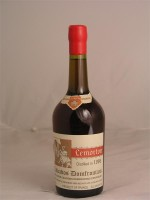 Lemorton  Calvados Domfrontais 1986 40% ABV 750ml