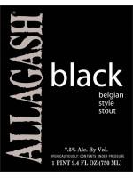 Allagash Black Belgian Style Stout 750ml