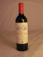 Chateau Beaulieu Comtes de Tastes Bordeaux Superieur 2012 13.7% ABV 750ml