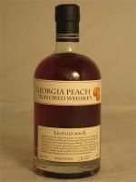 Leopold Bros Georgia Peach Flavored Whiskey 30% ABV 750ml