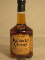 Kentucky Vintage Straight Kentucky Bourbon Whiskey 45% ABV 750ml