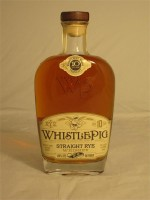 Whistle Pig  10yr Straight Rye Whiskey 50% ABV 750ml