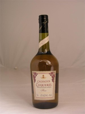 Coquerel Calvados 40% ABV 750ml