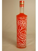 OrG French Vodka & Persimmon mingling with Papaya, Mango and Lime Liqueur 17% ABV 750ml