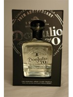 Don Julio  Limited Edition 70th Anniversary Anejo Claro 40% ABV 750ml