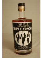 Corsair Small Batch Triple Smoke American Malt Whiskey 40% ABV 750ml