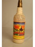 Toucano* Espirito Pura da na Tureza Brazilian Rum Brazil 40% ABV 1 Liter