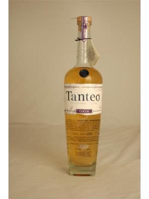 Tanteo 100% de Agave Tequila Cocoa 40% ABV 750ml