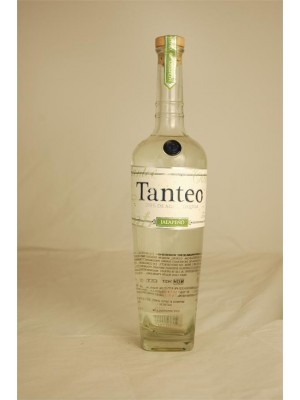 Tanteo 100% de Agave Tequila Jalapeno 40% ABV 750ml