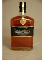 Benjamin Prichard's Straight Tennessee Whiskey 40% ABV 750ml