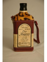 Tres Mujeres Tequila Reposado 40% ABV 750ml