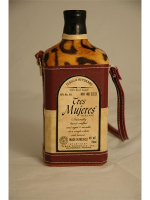 Tres Mujeres Tequila Reposado 40% ABV 750ml