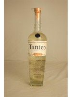 Tanteo 100% de Agave Tequila Tropical 40% ABV 750ml