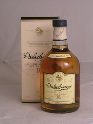 Dalwhinnie 15yr Single Highland Malt Scotch 43% ABV 750ml