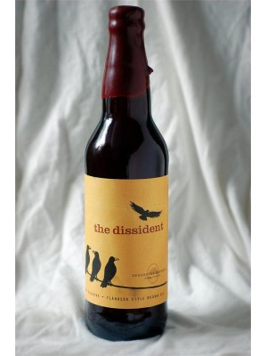 Deschutes Brewery  The Dissident  Reserve  22ounce