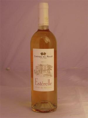 Chateau du Rouet Esterelle Cotes de Provence 2014 12.5% ABV 750ml