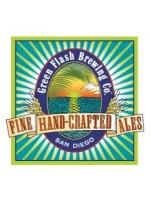 Green Flash Brewing Co Imperial Coast India Pale Ale IPA 22oz btl