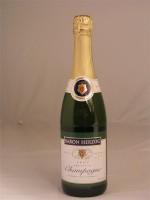 Baron Herzog Brut Champagne Brut  Mevushal Kosher for Passover 12% ABV 750ml