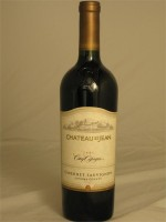Chateau St. Jean Cinq Cepages Sonoma County Cabernet Sauvignon 2001 14.4% ABV 750ml