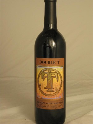 Trefethen Double T Red Wine Napa Valley 2012 13.5% 750ml
