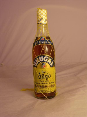 Brugal Ron Dominicano Anejo Rum 40% ABV 750ml