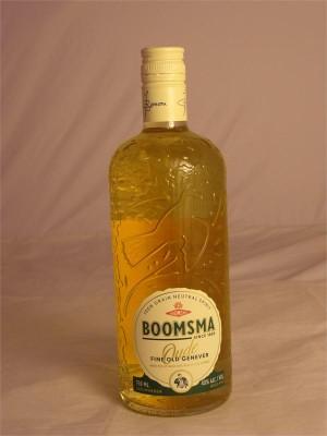Boomsma  Fine Old Genever 40% ABV 750ml