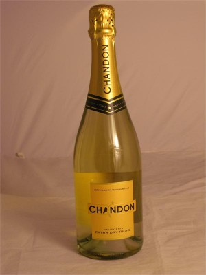 Chandon  Extra Dry Riche Non Vintage Methode Traditionnelle  California 750ml