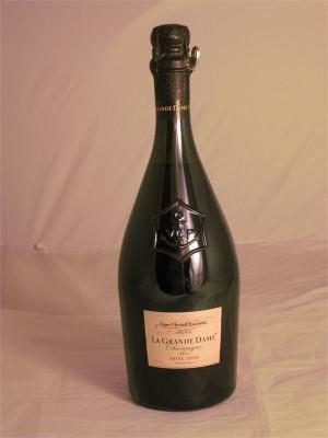 Veuve Cliquot Ponsardin La Grande Dame Brut Rose 1998 12.5% ABV 750ml