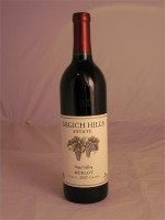 Grgich Hills Estate Napa Valley Merlot 2009 14.8% ABV 750ml