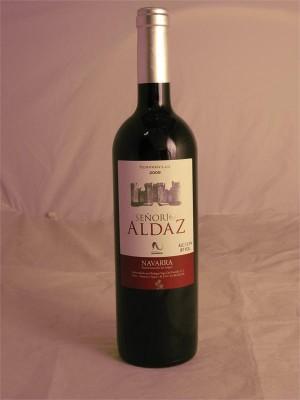 Senorio Aldaz Tempranillo Navarra Spain 13.5% ABV 750ml