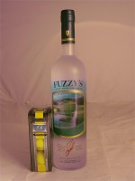 Fuzzy's Ultra Premium Vodka 40% ABV 750ml
