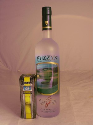 Fuzzy's Ultra Premium Vodka 40% ABV 750ml