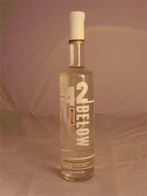 42 Below Honey Vodka 42% ABV 750ml