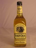 Yukon Jack Canadian Liqueur 50% ABV 750ml