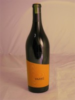 Pazzo Sangiovese Blend Napa Valley 2009 14.6% ABV 750ml