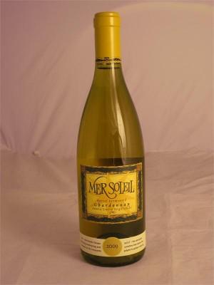 Mer Soleil Chardonnay  Santa Lucia Highlands  2013  14.5% ABV 750ml