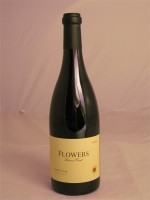 Flowers Pinot Noir  Sonoma Coast 2015 13.7% ABV 750ml