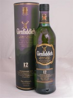 Glenfiddich 12yr Single Malt 40% ABV 750ml