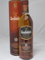Glenfiddich 15yr Single Malt 40% ABV 750ml