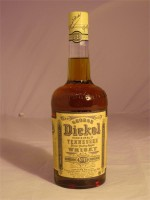 George Dickel Tennessee Whisky No.12   45% ABV 750ml