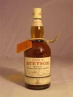 John B. Stetson Kentucky Straight Bourbon Whiskey 42% ABV  750ml