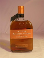 Woodford Reserve Double Oaked  Kentucky Straight Bourbon Whiskey  45.2% ABV  750ml