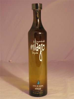 Leyenda del Milagro Tequila Anejo 40% ABV 750ml