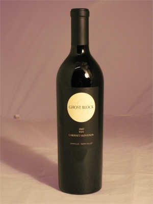Ghost Block Estate Oakville Napa Valley Cabernet Sauvignon 2014  14.3% ABV 750ml