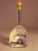 Corazon Tequila Blanco 40% ABV 750ml